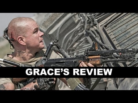 Elysium Movie Review : Beyond The Trailer