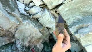 Rauchquarze und Mineralien der Alpen