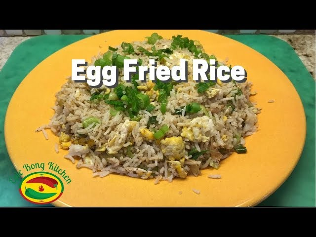 How to cook Egg Fried Rice | Cook tasty Fried Rice Recipe