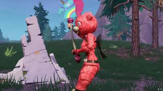 When Fortnite Skins Come to Life (Stop Motion Short)