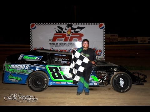 Jr Mason Modified Win 050616