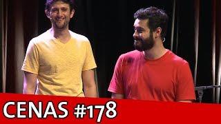CENAS IMPROVÁVEIS #178