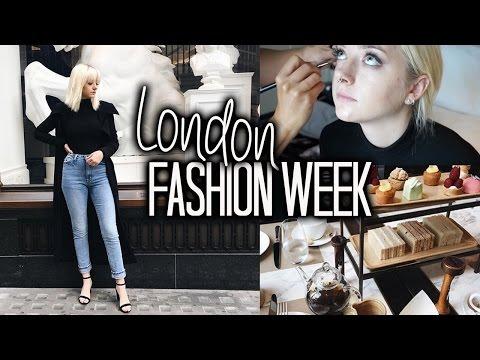 London Fashion Week & OOTDs | 2016 | Maddi Bragg