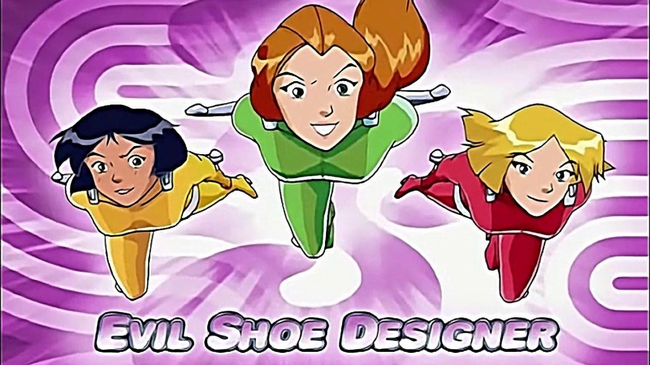 Download Totally Spies! Season 5 - Episode 10 (Evil Shoe Designer)