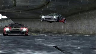 Funniest  Entrances of the Blacklist Due to some Glitches=NFSMW Black Edition 2005
