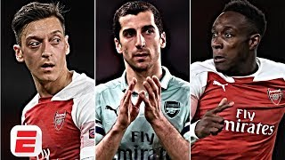 Leaving Arsenal: Who will stay or leave the Gunners this summer? | Premier League