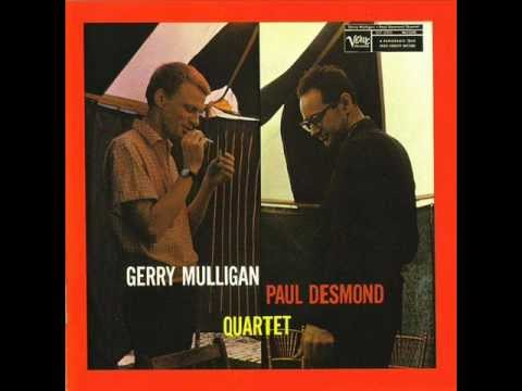Paul Desmond and Gerry Mulligan - Blues in Time.