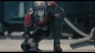 Человек муравей   Русский трейлер 2