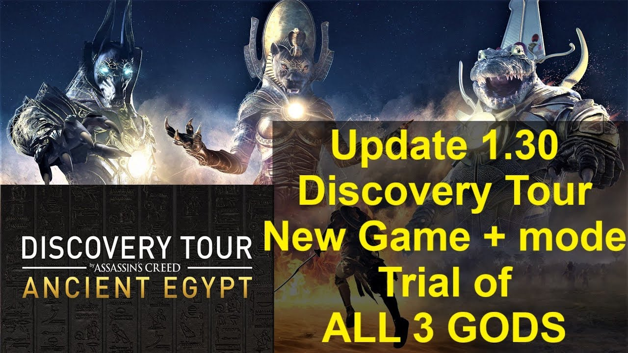 assassins creed origins update 1.30 download pc