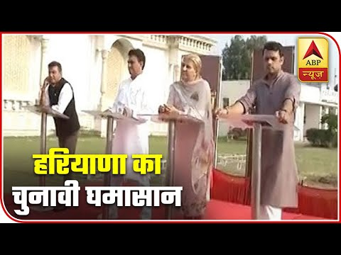 Kaun Banega Mukhyamantri: Know What Is The Mood Of Faridabad Ahead Of Haryana Assembly Polls | ABP