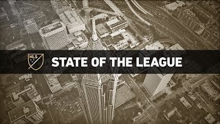 Commissioner State of the League | MLS Cup 2018