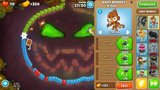 Gambar cover Bloons TD 6 - Carved - Half Cash - No Monkey Knowledge, Continues and Powers (13.0 patch)
