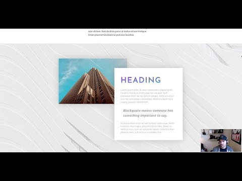 Overlapping Image & Text in Divi