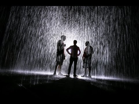 'Rain Room' Comes To LACMA