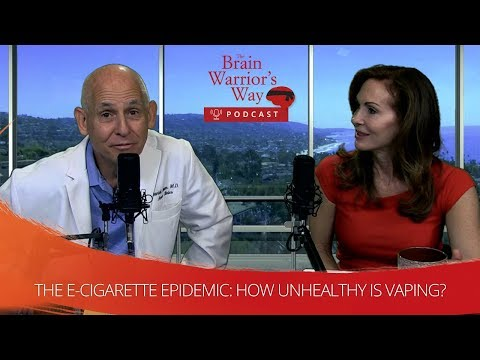 The E-Cigarette Epidemic: How Unhealthy Is Vaping? - TBWWP