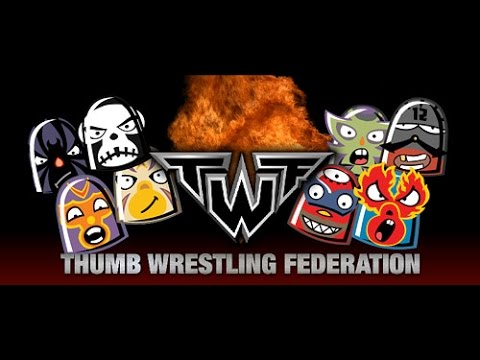 wrestling thumb Cartoon games network