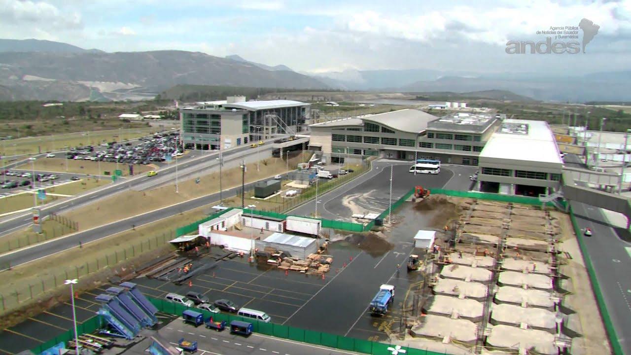 Aeroporto Quito : Aeropuerto de quito un año youtube
