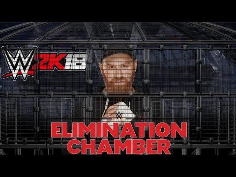 WWE 2K18 Universe Mode #20: ELIMINATION CHAMBER PPV! (Deutsch/German) | Queezy