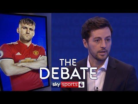 Is Jose Mourinho's treatment of Luke Shaw unfair? | Ryan Mason & Matthew Upson | The Debate