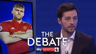 Is Jose Mourinho's treatment of Luke Shaw unfair? | Ryan Mason & Matthew Upson | The Debate