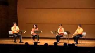 9月8日に行った第21回定期演奏会より、プログラム4番、ジョン海山...