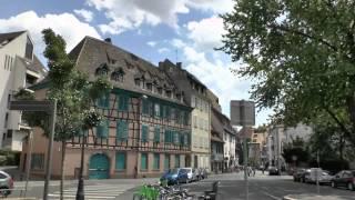 видео На развалинах трёх замков. Достопримечательности французского Эльзаса