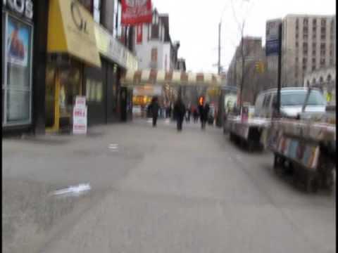 Wheelchair Kamikaze: Broadway ...