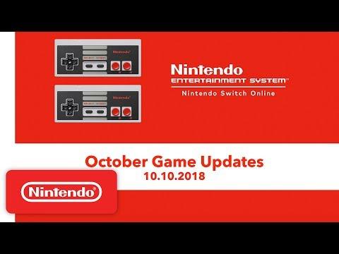 Nintendo Entertainment System - October Game Updates - Nintendo Switch Online