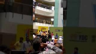 Hip hop tamizha aadhi in forum mall ( 4/8/2017)