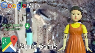 Squid Game On Google Maps 2021 What??