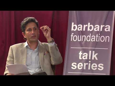 Barbara Adams Talks Series Ep 1 (Part 1) 16/10/2017