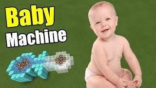 Baby Machine   Minecraft PE