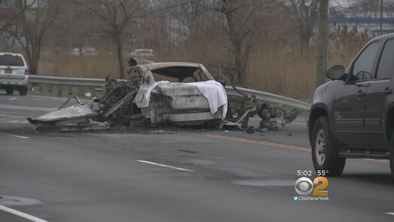 Police Still Unsure Cause Behind Deadly Long Island Crash