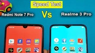 Download Redmi Note 7 PRO Vs Realme 3 Pro  Speed Test / Comparison || AnTuTu Benchmark Scores Mp3 and Videos