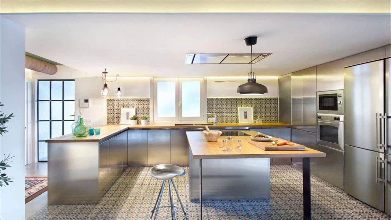 Marvelous Kitchen Design In Flats