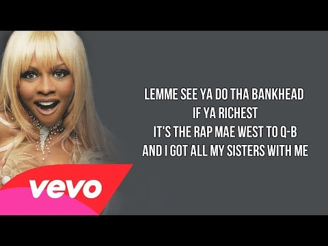 Lil' Kim - Ladies Night (Lyrics Video) Verse HD