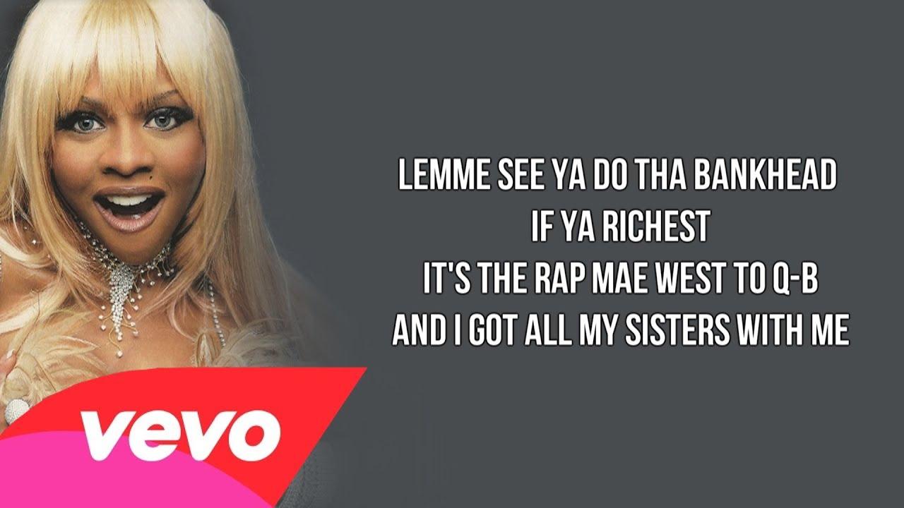 Lil Kim - Ladies Night (Lyrics Video) Verse HD - YouTube