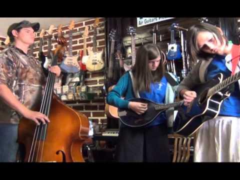Jesus Hold My Hand (Hymn Traditional) Gibson Trio - Munson Music