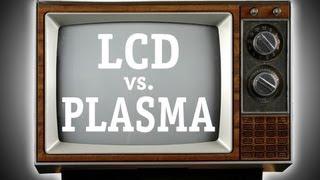 видео Плазма или ЖК