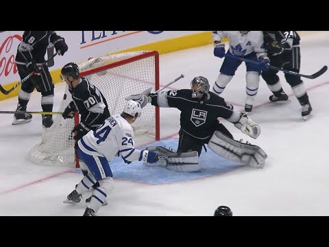 11/02/17 Condensed Game: Maple Leafs @ Kings