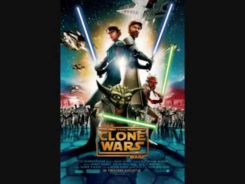 Star Wars: The Clone Wars (2008) By Kevin Kiner - End Credits