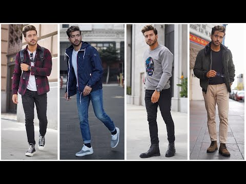 5 Easy Men\u0027s Outfits For Fall