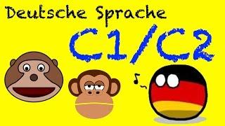 Goethe Zertifikat C1& C2: Mündliche Prüfungen - GDS | Aktueller Zertifikat Deutsch Test C1 / C2 - Sp