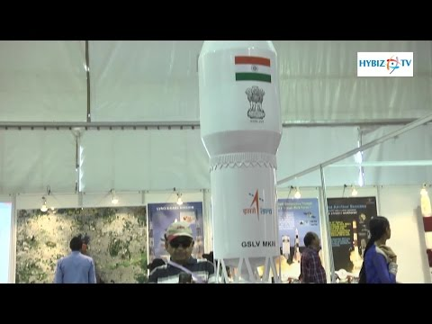 Indian Space Research Organization - India Aviation Show 2016 - hybiz