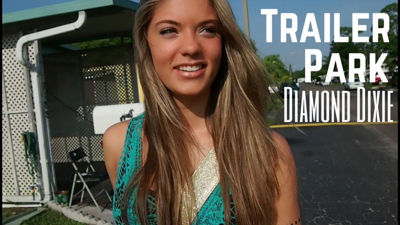 Trailer Park Diamond Dixie