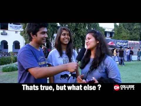 Why one should prefer BITS Pilani over IIT by BITSIANS | Apogee 2016 | BITS Pilani