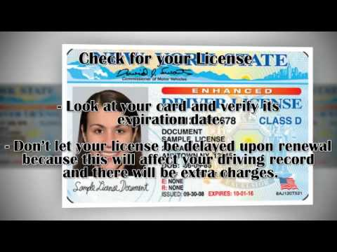 How to Verify Driver's License on Driving Record