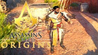 VIND SPILLET! - Assassins Creed Origins Dansk