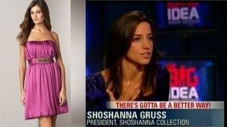 Shoshanna Dresses - Shoshanna Gruss Fashion Designer Interview