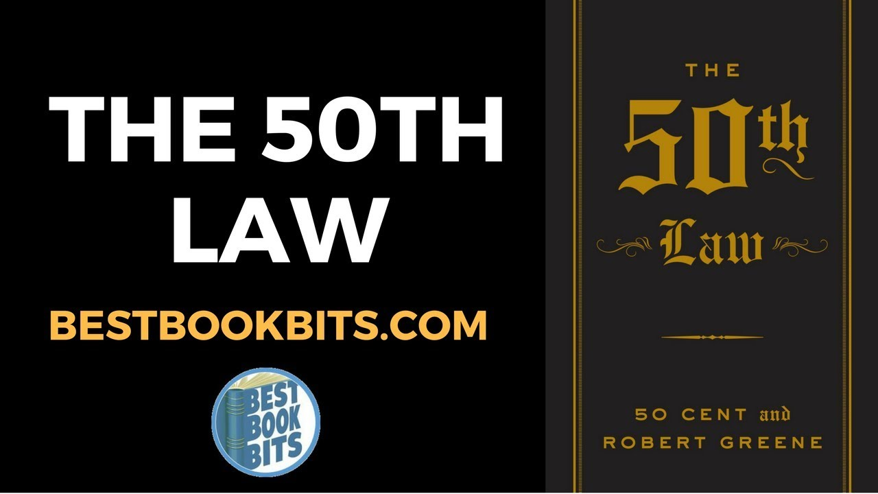 The 50th Law Book